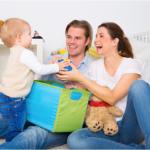 Familie, Senioren, Frauen und Jugend: 50% mehr Kindergeld, Elterngeld 3 Jahre, 25.000 Euro für drei Kinder!