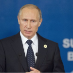 Herzlichen Glückwunsch zum Geburtstag, Herr Präsident Putin!