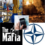 Russland: Szenario der Konzernmafiosi für Unterwerfung und Ausbeutung - oder Krieg