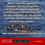 Flüchtlingsdrama: Wie die Nato bewusst sozialen Sprengstoff schafft
