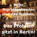 Nach dem Chaosmanagement von Köln: Bundesregierung in Erklärungsnot, versucht Spin-Doctoring! Aufruf an alle Beamten: Rettet diese Republik vor dem Zerfall! Redet!