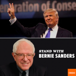 Open letter: Dear Donald, - why don't you go out and ask for Bernie as your VP?