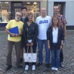 Bewegung Deutsche Mitte bewährt sich: DANK an Helfer und Unterstützer!