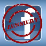 ZENSUR: Facebook sperrt DREI Seiten für je 30 Tage!