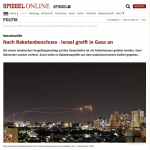 SpiegelOnline: Antisemitische* Hetzpropaganda